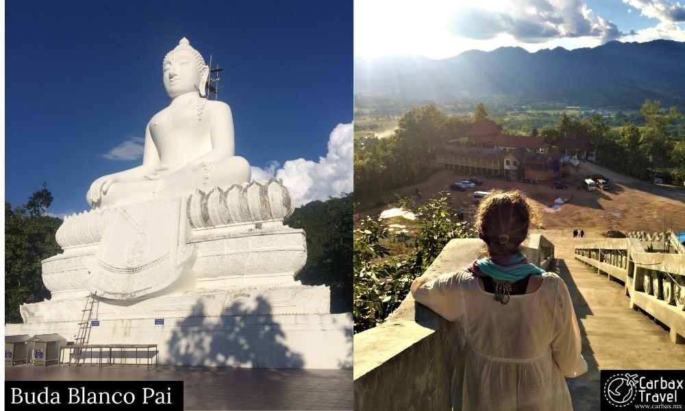 Top Actividades en Pai Buda Blanco