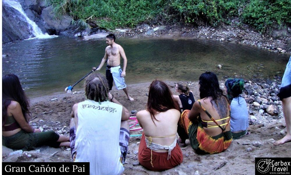 Top Actividades en Pai ¿Que hacer? Mor Paeng Waterfall Pai / Cascada Mor Paeng PAI