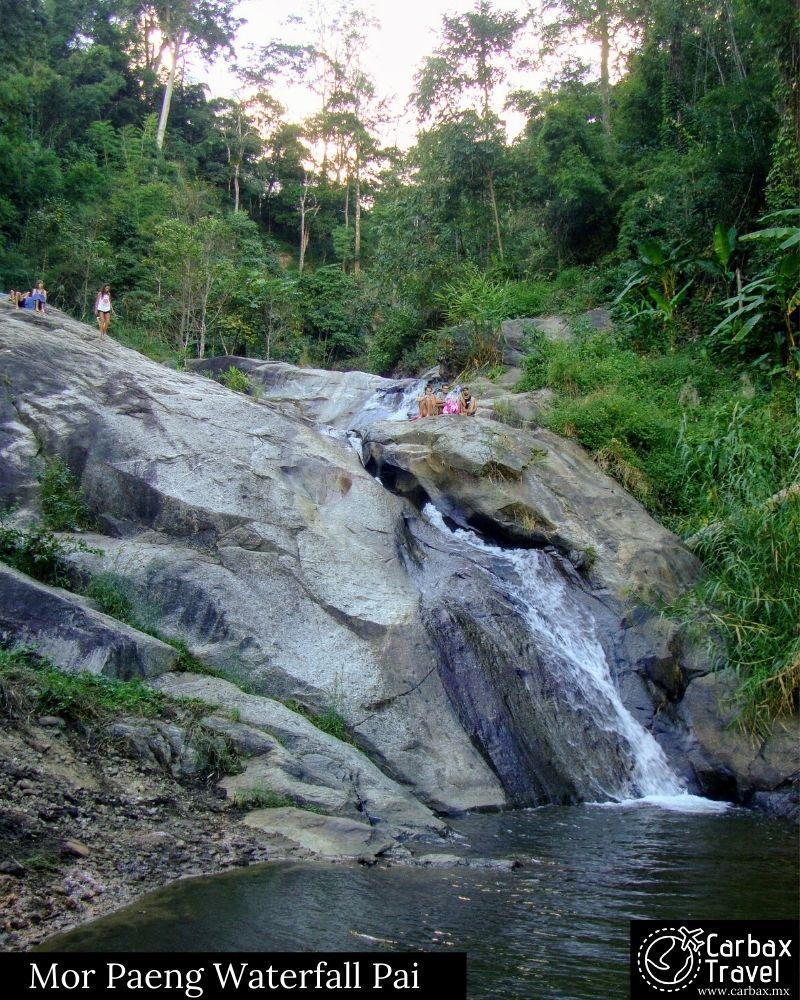 Top Actividades en Pai ¿Que hacer? Cascada Mor Paeng Waterfall