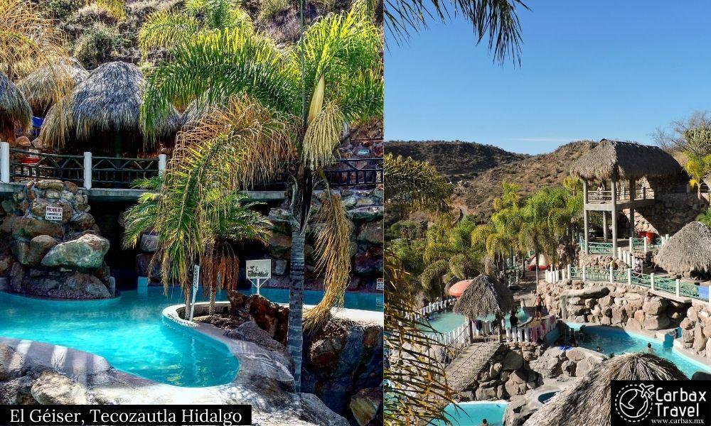 Guia Viaje El Geiser Tecozautla Hidalgo
