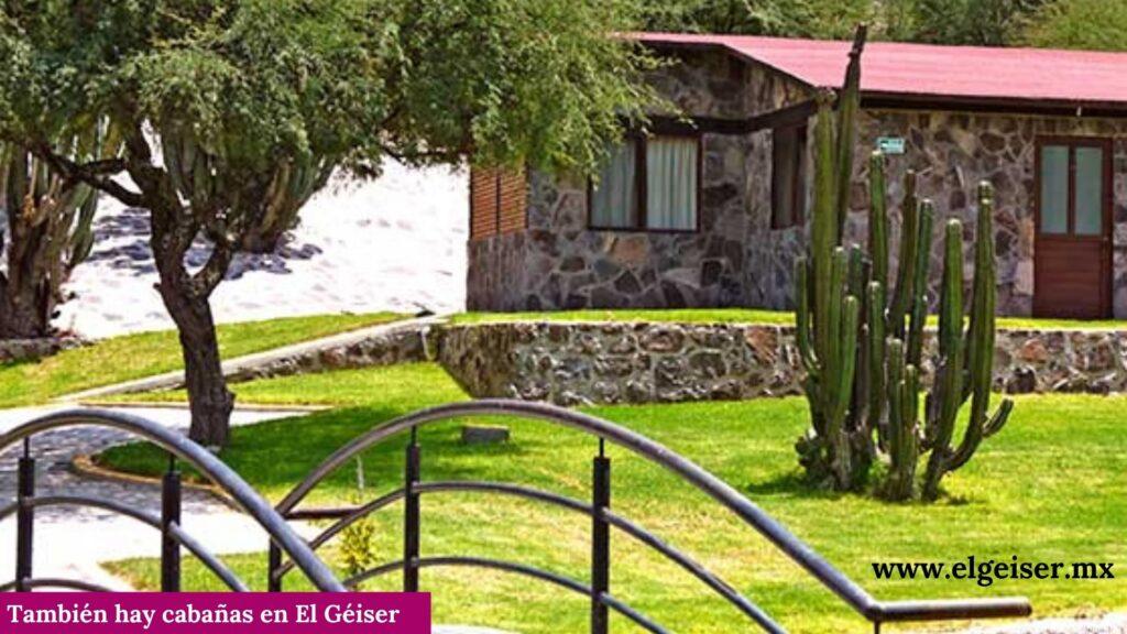 Guia para El Géiser, Tecozautla Hidalgo
