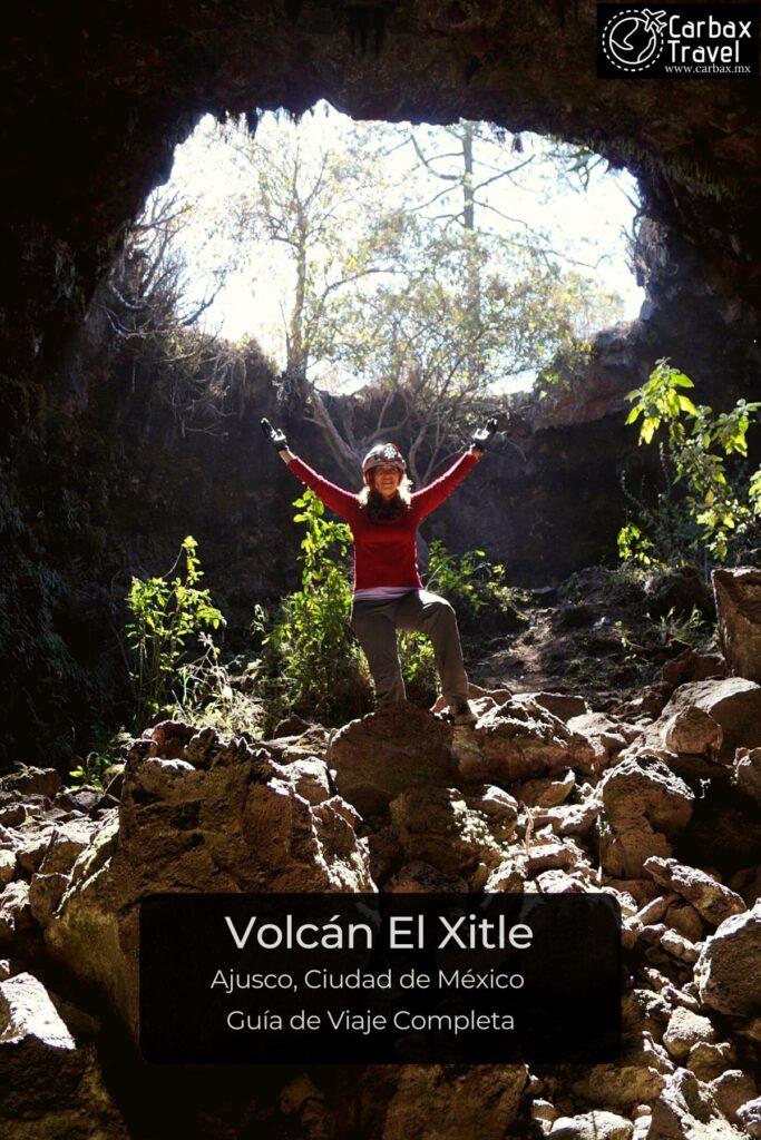 Guia para Volcan Xitle Portada
