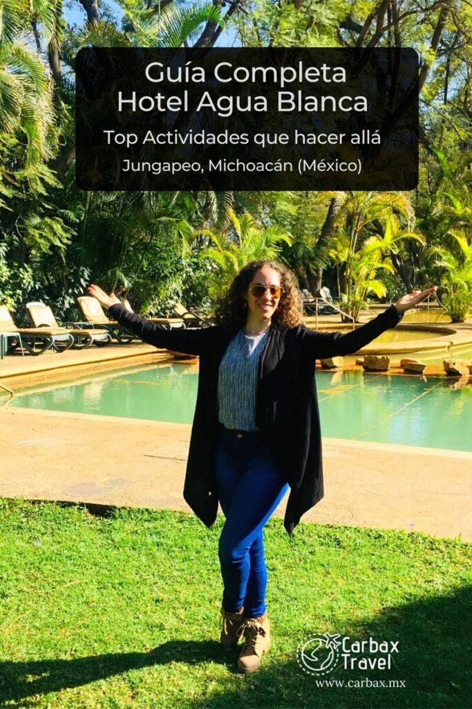 Hotel Agua Blanca Michoacan