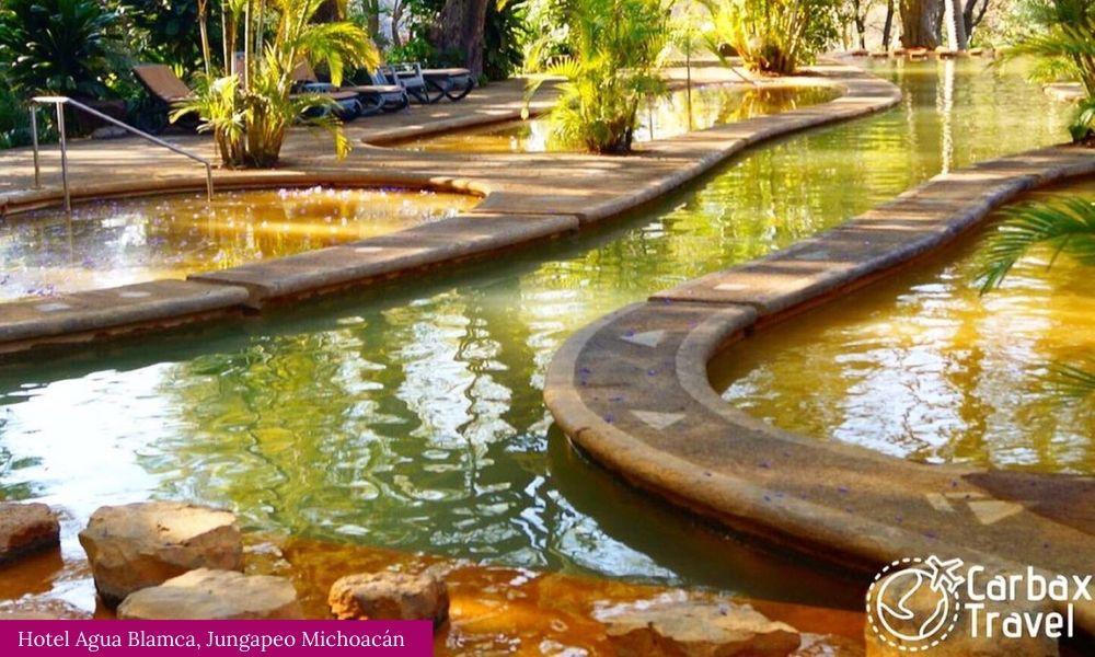 Guia Hotel Agua Blanca Jungapeo
