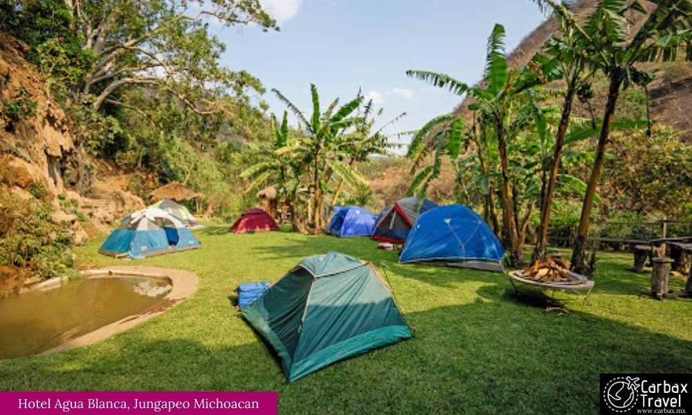 Zona de Campamento