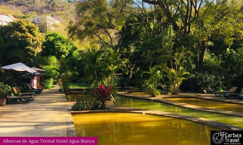 Guia Hotel Agua Blanca Jungapeo Michoacan