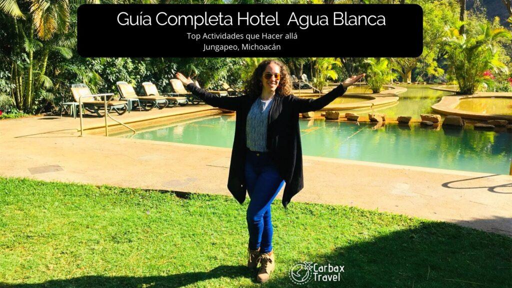Hotel Agua Blanca Jungapeo
