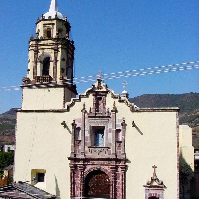 Guia Jungapeo Michoacan