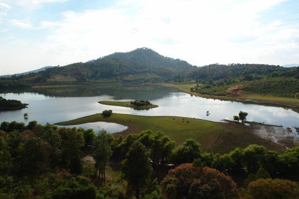 Zitacuaro Presa El Bosque