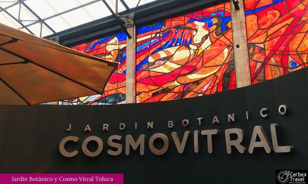 Cosmovitral y Jardin Botanico Toluca
