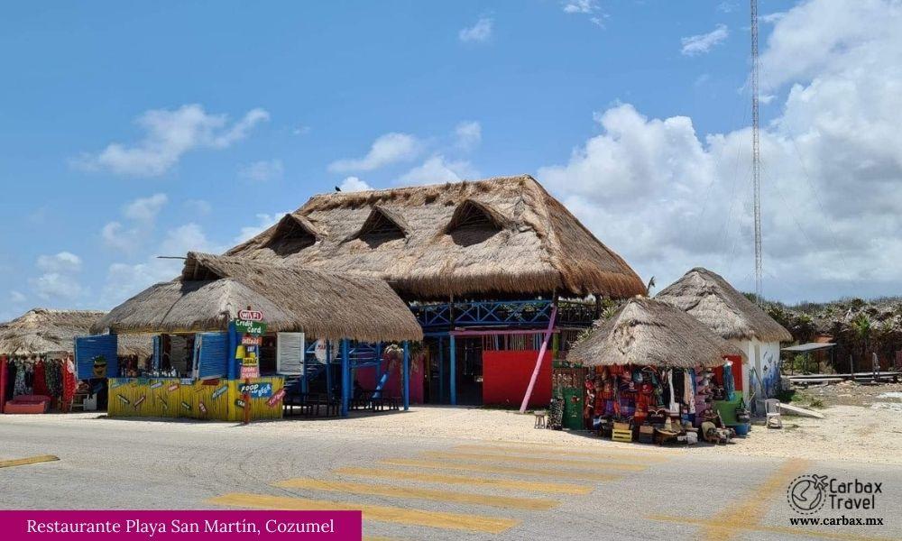 Restaurante en Playa San Martin