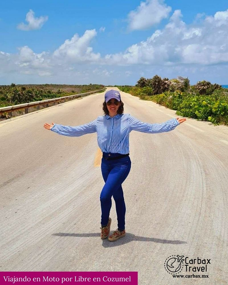 Carretera de Cozumel