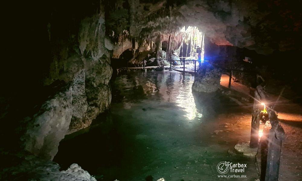 Cenote Subterraneo Chaaktun