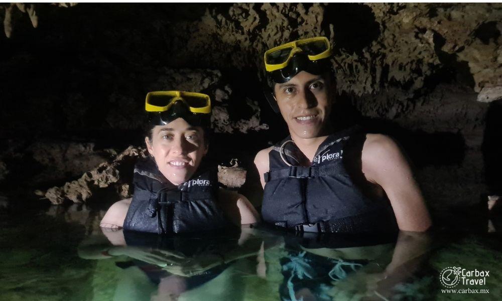 Cenote Chaaktun Subterraneo