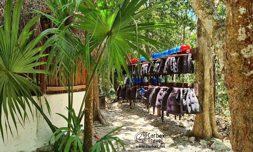 Cenote Chaak Tun Playa del Carmen
