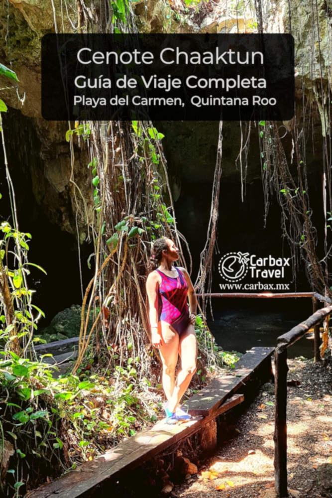 Chaaktun Cenote Playa del Carmen