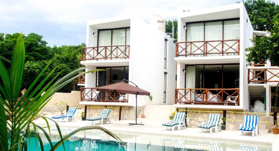 Cenote Casa Tortuga hospedaje